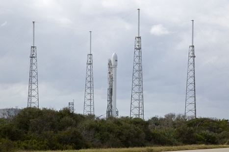SpaceX Delays Milestone Commercial Satellite Launch Due to Technical Glitch | The NewSpace Daily | Scoop.it