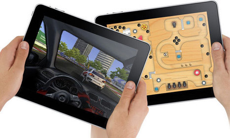 iPhone and iPad Games - Droid Madness | Top ten fact | Scoop.it