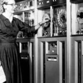 Born With Curiosity: The Grace Hopper Story | Frontiers of Journalism | Scoop.it