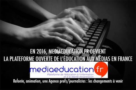 Nouveau : La plateforme ouverte des acteurs de l'#EMI en France @mediaeducFr | Info-Doc | Scoop.it