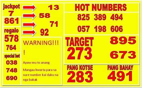 SEPT 24, 2015 HOW TO WIN PHILIPPINE SWERTRES LOTTO — Philippine PCSO Results | Philippine PCSO Results | Scoop.it