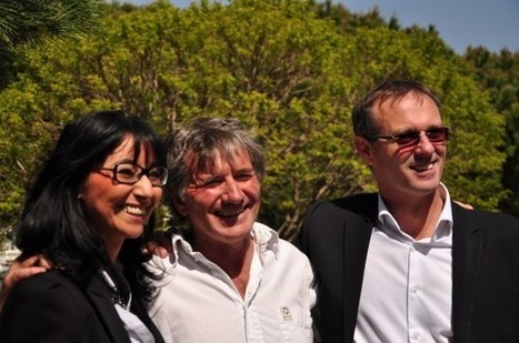 Bastide Médical et le Groupe HBF autour du monde avec Kito de Pavant ! – Made in Midi | Vendée Globe 2016 | Scoop.it