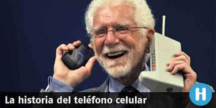 La historia del Teléfono Celular│@InformaticaHoy | Educacion, ecologia y TIC | Scoop.it