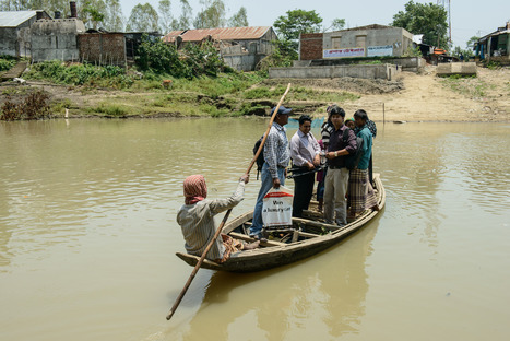 BANGLADESH: Report shows poor benefit from commercial aquaculture | Blue Planet | Scoop.it