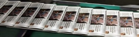 Last Call ✏ The end of the printed newspaper | ciberpocket | Scoop.it
