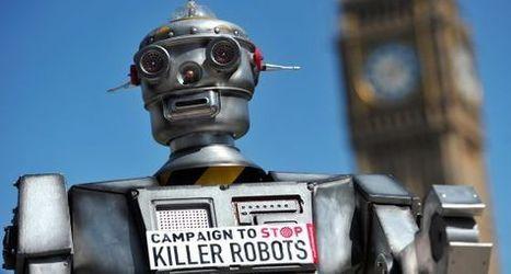 Los 'robots asesinos' salen de la ciencia ficción   TIC y Salud en África   Scoop.it