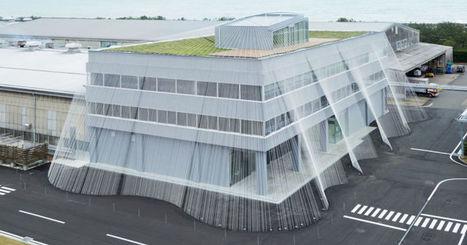 Des architectes japonais proposent d'utiliser des cordes en carbone contre les séismes | Planete DDurable | Scoop.it