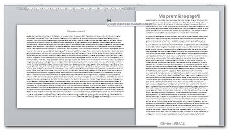 La mise en page des documents sous Word | Ecrire l'histoire de sa vie ou de sa famille | Scoop.it