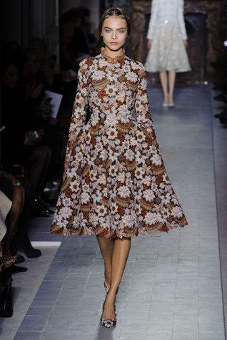 Valentino haljine kolekcija za proleće 2013. | Fenserica.info - modni portal | Scoop.it