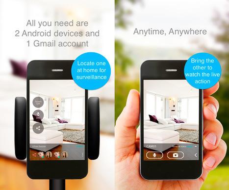 ¿Cómo convertir un dispositivo Android en una cámara de seguridad?   Uso inteligente de las herramientas TIC   Scoop.it