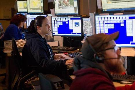 Under state mandate, counties working to reduce 911 call centers | Customer Service | Scoop.it