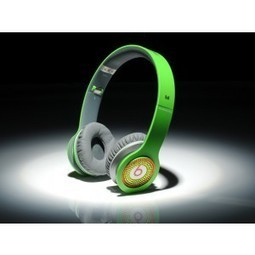 Beats by Dr. Dre Solo Diamond Colorful Headphones Green MB197 | cheapbeatsbydrdreonline | Scoop.it