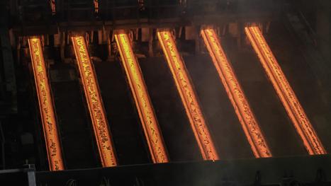 La sidérurgie priée d'innover pour moins polluer | Forge - Fonderie | Scoop.it