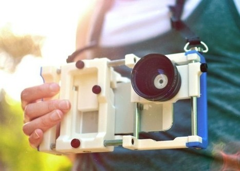 Mount SLR Lenses On Your iPhone With The Beastgrip | Macwidgets..some mac news clips | Scoop.it