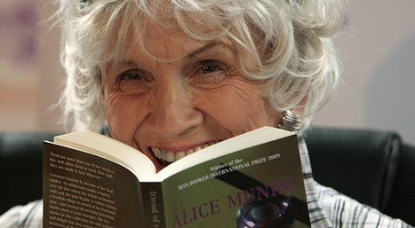 Alice Munro, Prix Nobel de Littérature | Littérature | Scoop.it