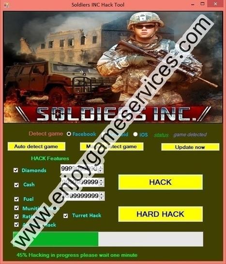Soldiers INC Hack Tool | game enjoy | Scoop.it