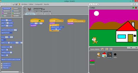 Actividad en Scratch para la Hora del Código (Educación Primaria o Secundaria) | Aprende programando con SCRATCH | Scoop.it
