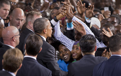 Obama strikes a chord with Kenyan women - Los Angeles Times | Gender, Religion, & Politics | Scoop.it