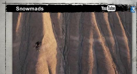VIDEO. De la slackline spectaculaire, du ski tout terrain en Iran, du wake-skate aux USA et du foot freestyle | Neige et Granite | Scoop.it