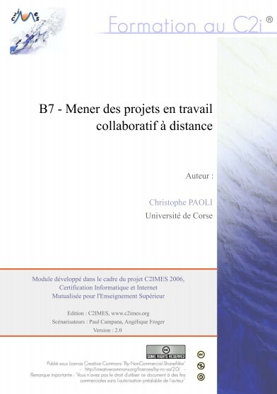 Modules de formation - C2i | Nouvelles des TICE | Scoop.it