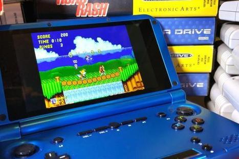 Hardware Review: Gamepad Digital GPD XD (Android Gaming Tablet) | [OH]-NEWS | Scoop.it