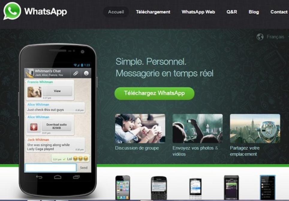 WhatsApp pour le Web intègre les fonctionnalités de la version mobile   Les Médias Sociaux pour l'entreprise   Scoop.it