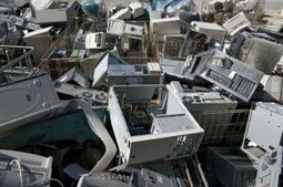 CWIT only 35% of WEEE ends up in Official Recycling Systems. | Brendan Palmer on Sustainability | Scoop.it