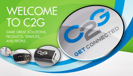 C2G - Adapters, Cables for Coax, Cat5, HDMI, Audio, Video, VGA | e-marketing: 25 act: X2X samples | Scoop.it