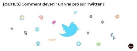 Twitter, 18 outils indispensables pour CommunityManager | Outils Community Manager | Scoop.it