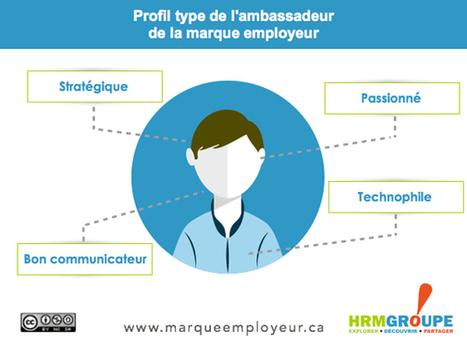 Bâtissez un réseau d'ambassadeurs pour votre marque employeur | Marque employeur, Recrutement & Management des Hommes | Scoop.it