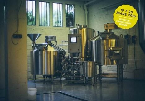 48h Agriculture urbaine. La Brasserie de l'Être : découverte de la bière artisanale | Damien CADOUX | Scoop.it