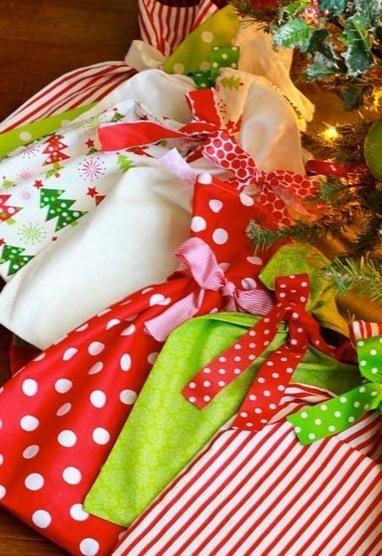 Comment emballer un cadeau sans papier cadeau - Comment emballer des cadeaux ...