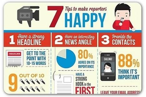 7 surefire ways to frustrate a journalist | Media relations | Scoop.it