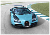 Bugatti Veyron Grand Sport Vitesse dedicated to Jean-Pierre Wimille | Cars | Scoop.it