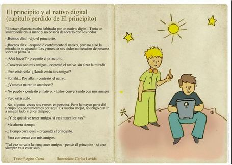 El principito y el nativo digital | Educa con Redes Sociales | Scoop.it