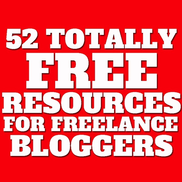 52 Totally Free Resources For Better Blogging