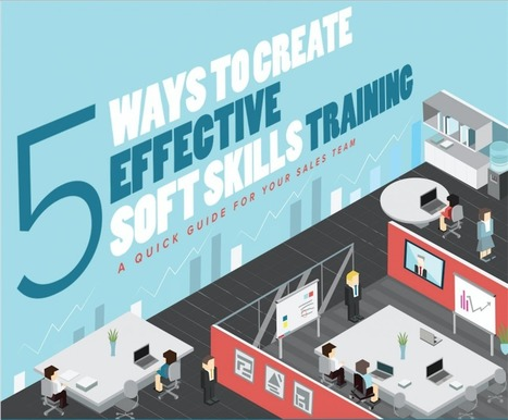 5 Ways To Effectively Teach Soft Skills To Your Sales Team | Educational Technology News | Scoop.it