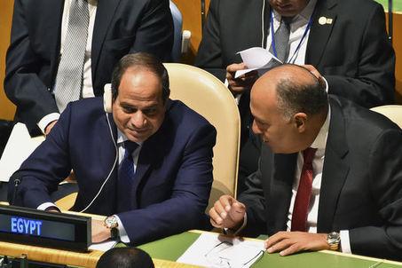 L'#Egypte soutient l'intervention de la #Russie en #Syrie - #France #Mirages #Mistrals ... | Infos en français | Scoop.it
