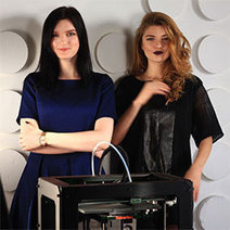 3D Printed Fashion from Russia - 3D Printing Industry | Peer2Politics | Scoop.it