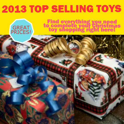 What Kids Want For Christmas 2013 | LillyJake | What Kids Want For Christmas | Scoop.it