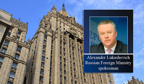 Syria chemical weapons use reports are pre-planned provocation - Russian Foreign Ministry | Saif al Islam | Scoop.it