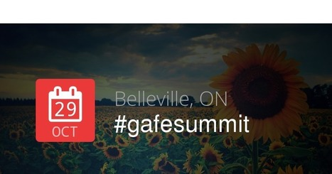 Eastern Ontario Summit / #gafesummit | Leadership to change our schools' cultures for the 21st Century | Scoop.it