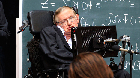 "Stephen Hawking the Theory of Everything:  ""The quality I would most like to magnify is empathy. It brings us together in a peaceful, loving state"" 