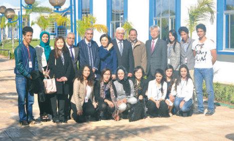 Maroc-Corée du Sud : L'université au service du rapprochement ... - LE MATiN | Enseignement supérieur marocain | Scoop.it