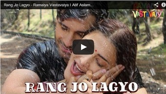 Rang Jo Lagyo Video – Ramaiya Vastavaiya (2013) - 99share.in   Latest In Bollywood   Scoop.it