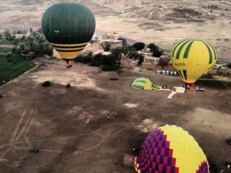 Luxor hot air balloon crash: How tourism has changed in Egypt | Égypt-actus | Scoop.it