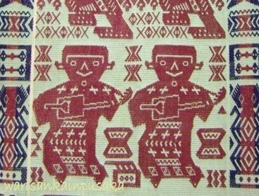Indonesian Ikat print | Year 4 Maths: Indonesian Ikat Patterns | Scoop.it