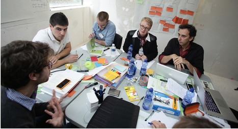 Deuxième édition du CGPME CAMP à Lyon 9 sur le thème de l'intelligence collective au service de l'innovation | Nouvelle Trace | Scoop.it