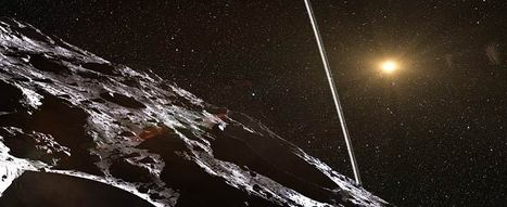 First Ring System Around Asteroid | Astronomy news | Scoop.it