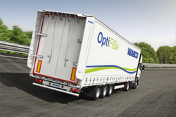 Fuel savings can flow with Wabco's aerodynamic trailer product | Aerodynamics | Scoop.it